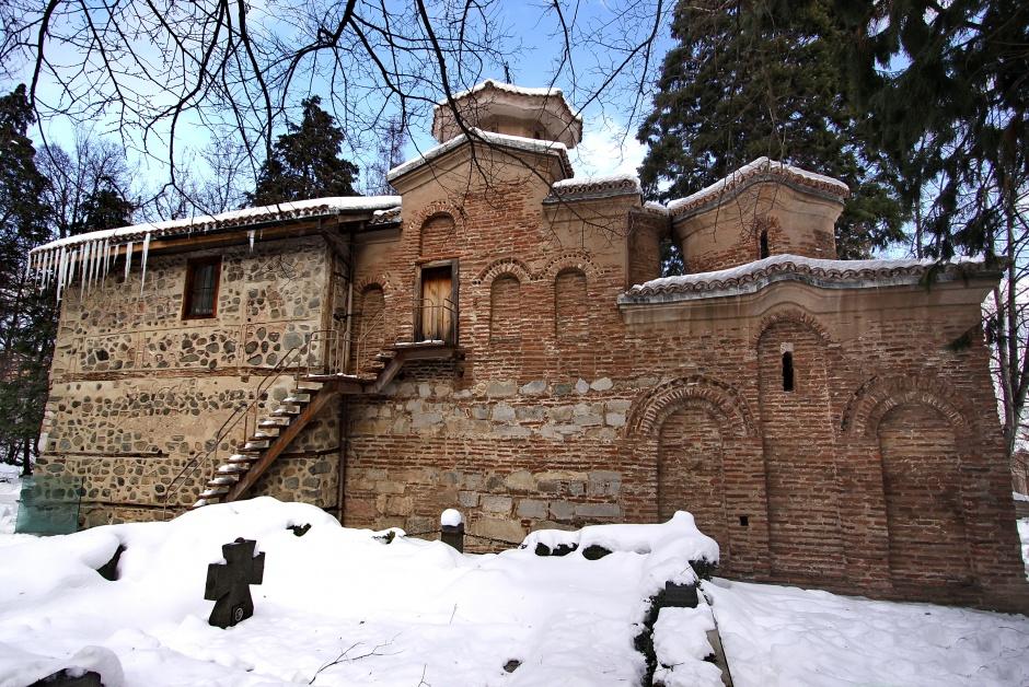 boyana church