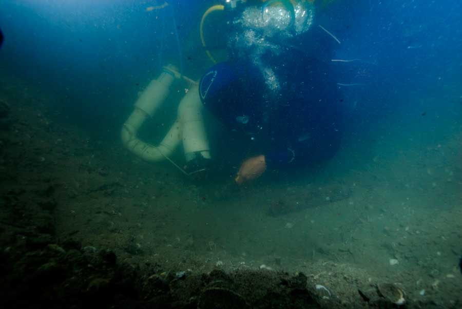 ancient city Black sea Ropotamo