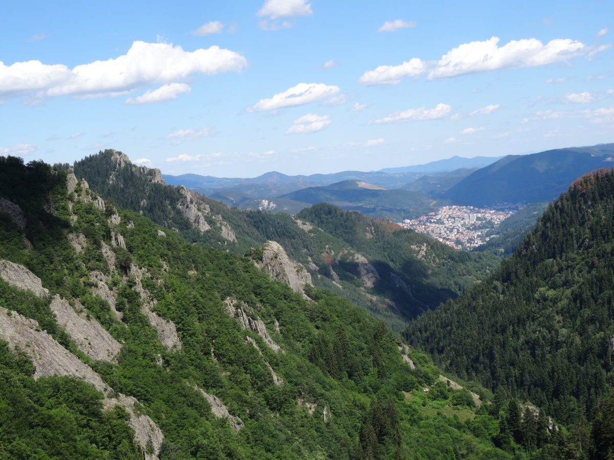 Off-road adventures Rhodopes