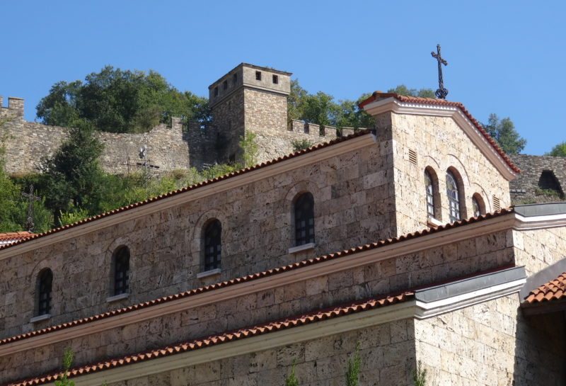 St. Forty martyrs church Veliko Tarnovo