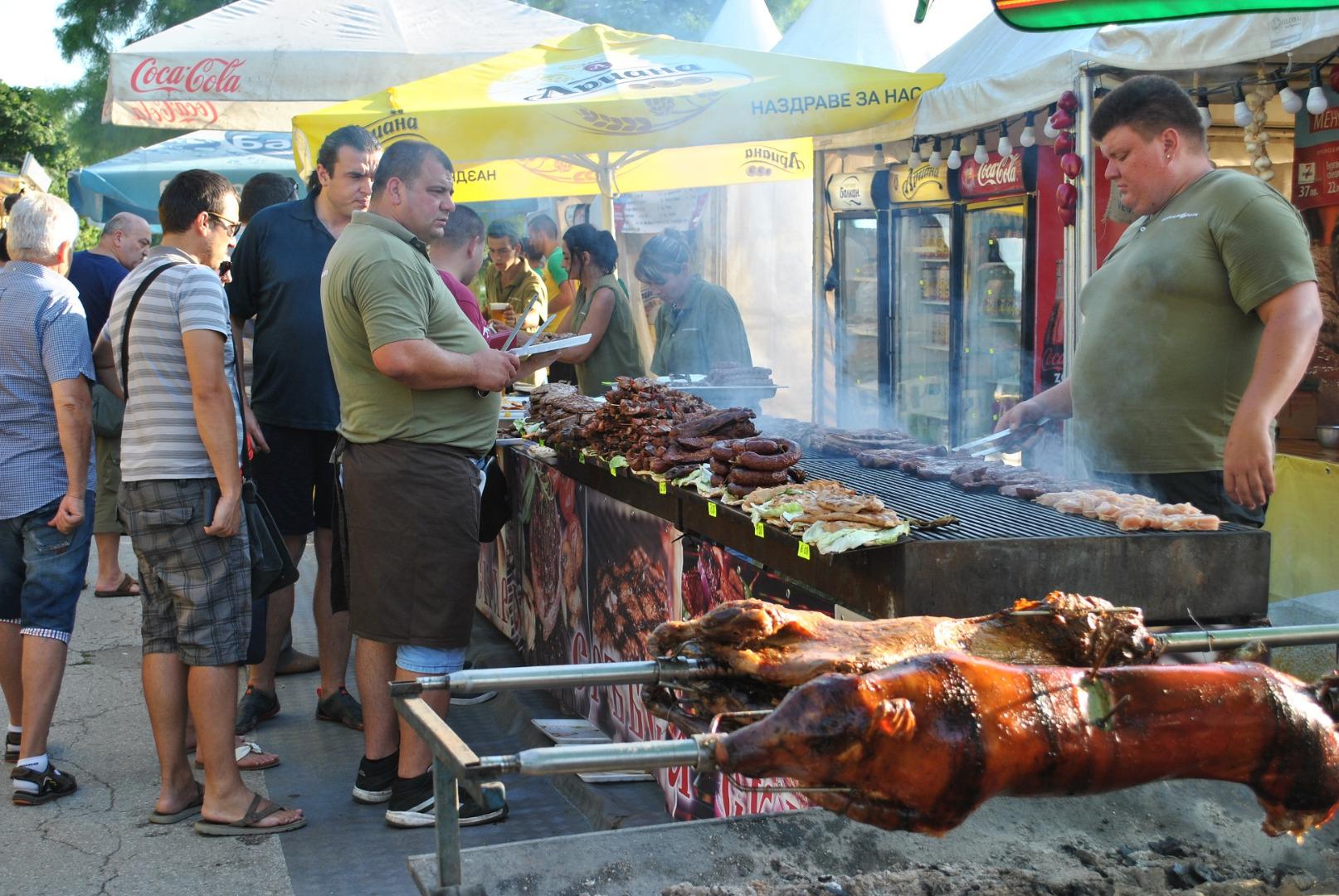 Balkan Grill Festival Plovdiv