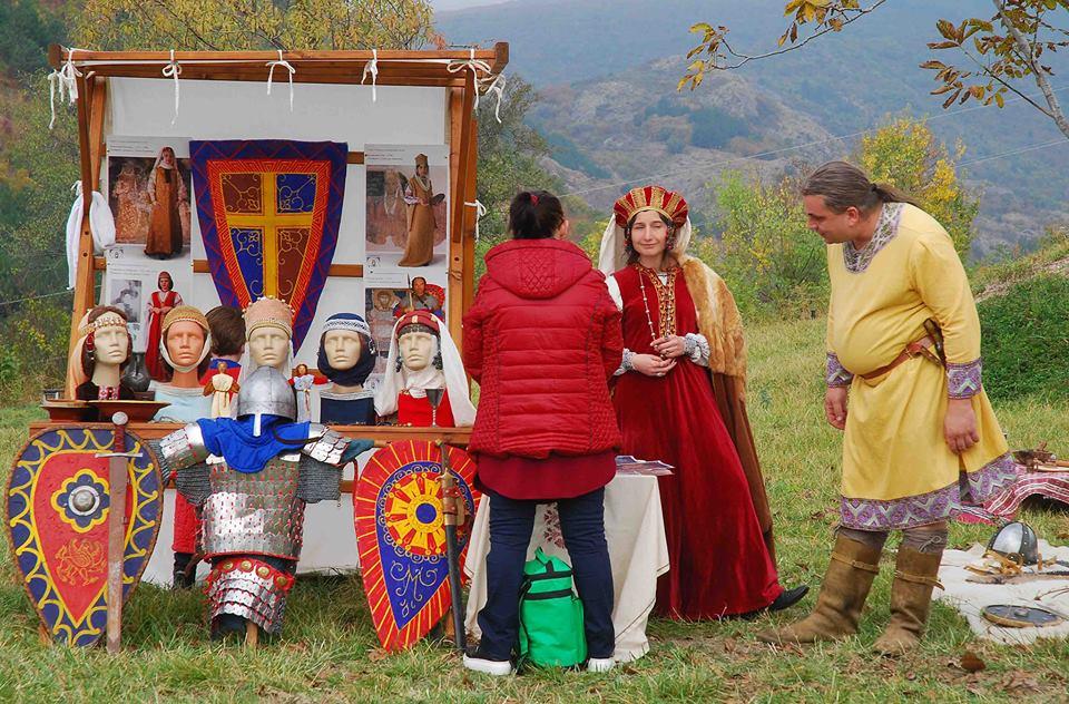 medievel festival tuida sliven